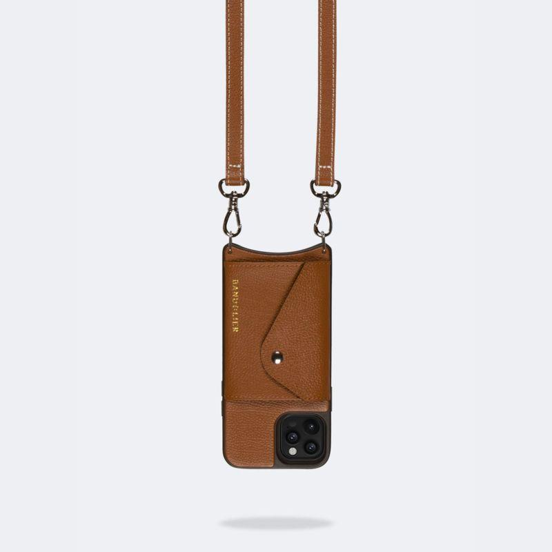 【iPhone 12 Pro Max】CASEY SIDE SLOT SIENNA ケイシー サイド スロット シエンナ