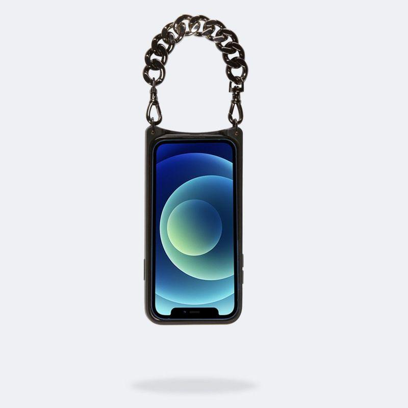 【iPhone 12 Pro/12】LOLA PEWTER/SILVER ローラ ピューター/シルバー