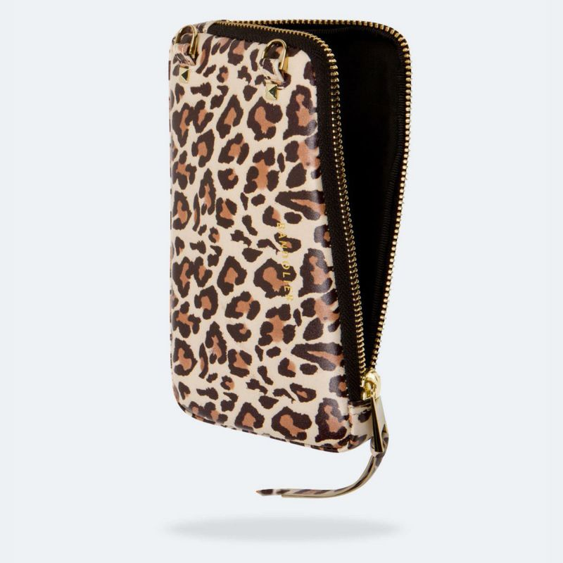 EXPANDED LIGHT LEOPARD POUCH エキスパンデッド ライト レオパード ポーチ