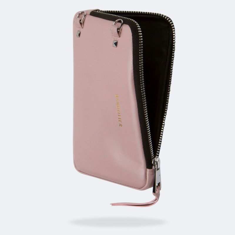 EXPANDED MAUVE POUCH エキスパンデッド モーヴ ポーチ