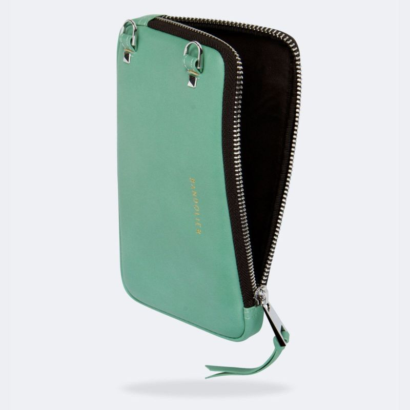 EXPANDED LIGHT JADE POUCH エキスパンデッド ライト ジェード ポーチ