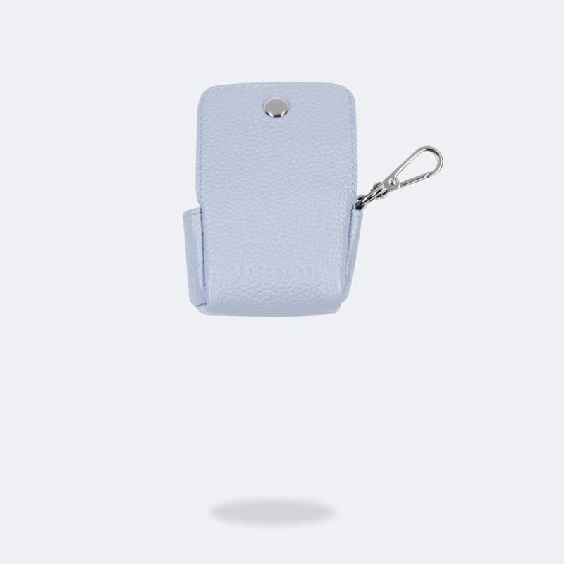 AirPods Pro POUCH PERIWINKLE エアーポッズ プロ ポーチ ペリウィンクル