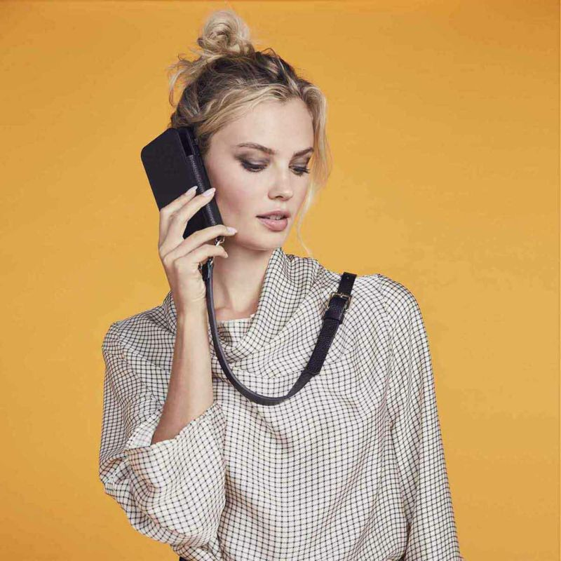 【iPhone 12 Pro Max】HAILEY FOLIO GOLD ヘイリー フォーリオ ゴールド
