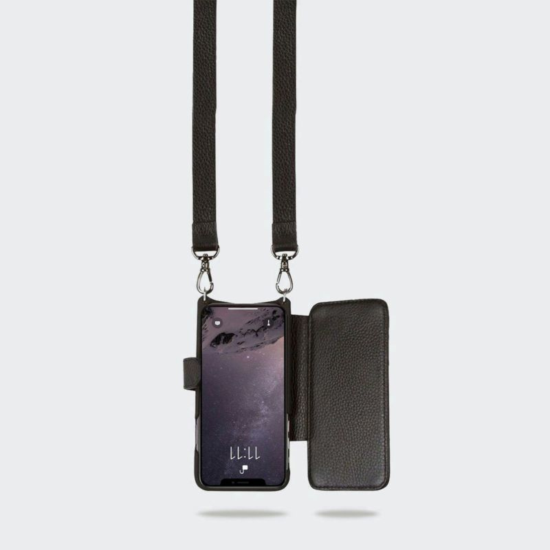 【iPhone 12 Pro/12】HAILEY FOLIO PEWTER ヘイリー フォーリオ ピューター