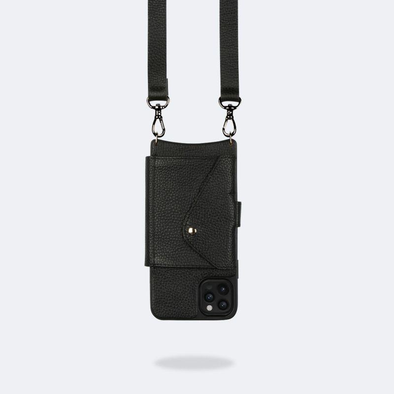 【iPhone 12 Pro Max】HAILEY FOLIO PEWTER ヘイリー フォーリオ ピューター