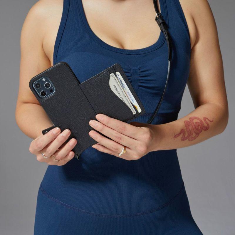 【iPhone 12Pro Max】MILA MAGSAFE PEWTER ミラ マグセーフ ピューター