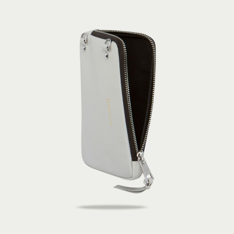 EXPANDED LIGHT GREY POUCH エキスパンデッド ライトグレー ポーチ