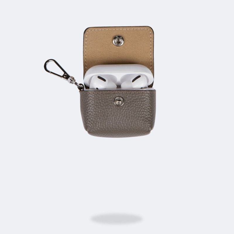 AirPods Pro POUCH GREY エアーポッズ プロ ポーチ グレー