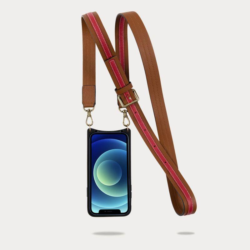 【iPhone 12 Pro/12】PEYTON SIDE SLOT SIENNA ペイトン サイドスロット シエンナ