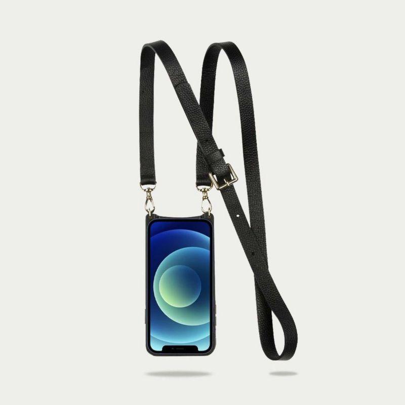 【iPhone 13 mini】HAILEY SIDE SLOT GOLD ヘイリーサイドスロット ゴールド