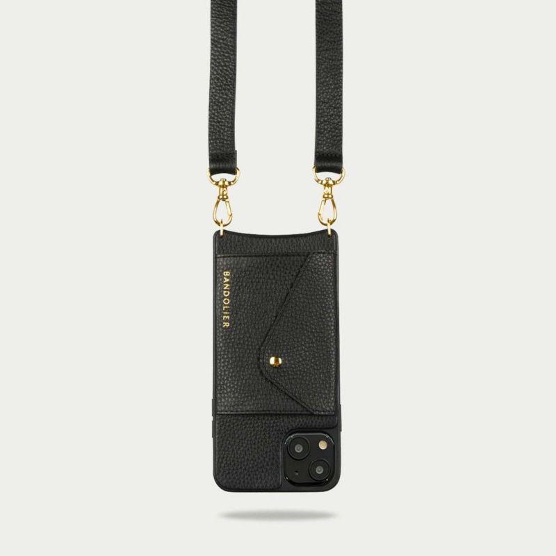 【iphone 13】HAILEY SIDE SLOT GOLD ヘイリーサイドスロット ゴールド