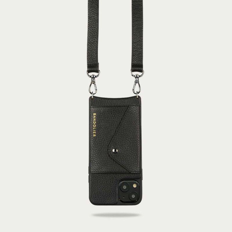【iphone 13】HAILEY SIDE SLOT PEWTER ヘイリーサイドスロット ピューター